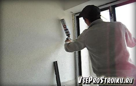 Как правильно установить пластиковые окна