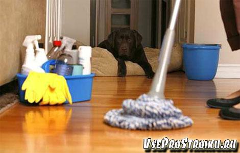 Чем мыть линолеум чтобы блестел
