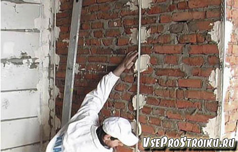 Чем выровнять стены в ванной комнате