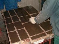 Как делают мраморные плиты