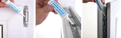 Ручка  пластиковых окон тяжело поворачивается