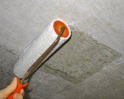 Обновление потолка