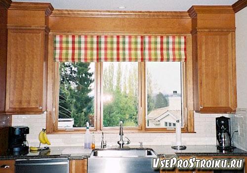 Способы декоративного оформления окна