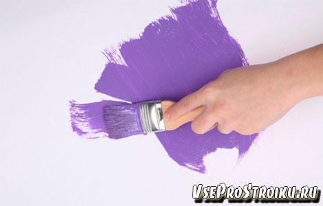 Как получить нежно-сиреневый цвет