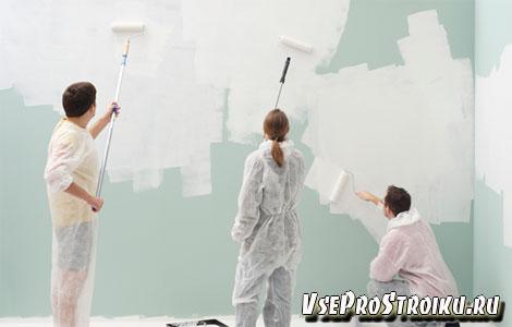 Как подсчитать расход водоэмульсионной краски