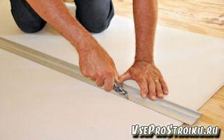Чем и как резать гипсокартон в домашних условиях