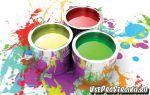 Чем разбавить акриловую краску