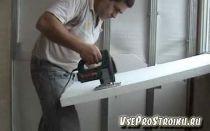 Чем и как резать пенопласт