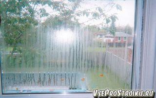 Почему текут пластиковые окна