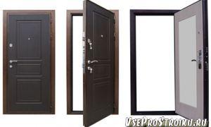 Стандартные размеры входных дверей