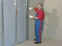 Гипсокартона в коридоре