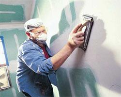 Как и чем шкурить стены