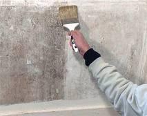 Шпаклевка оштукатуренных стен
