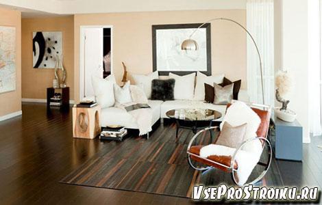 Как обставить зал мебелью