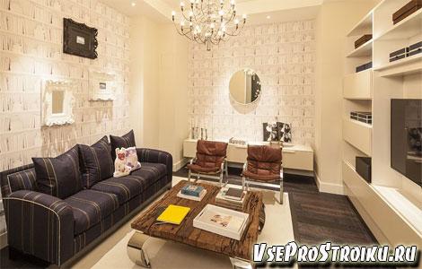 Как обставить гостиную мебелью