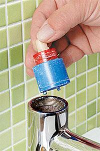 Ремонт смесителя дома