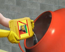 Примеси для бетона