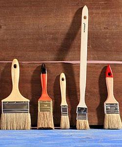 Инструменты для покраски батареи