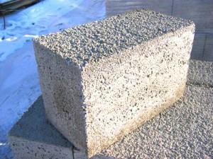 Минусы полистиролбетонных блоков