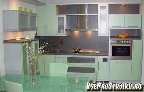 Интерьер кухни 12 квадратных метров
