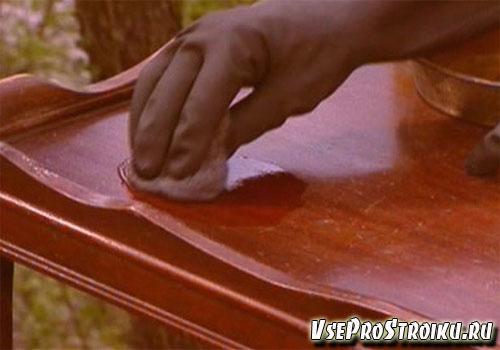 Как покрасить мебель из пластика