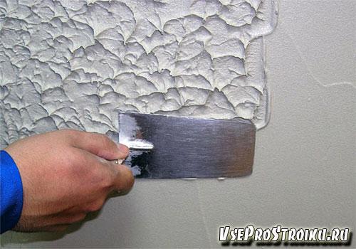 Штукатурка и шпатлевка стен при ремонте
