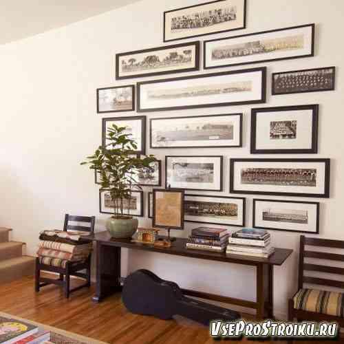 Большие фотографии на стену