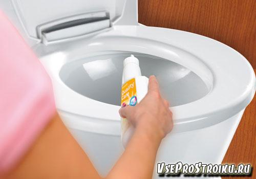 Средства для мытья унитазов