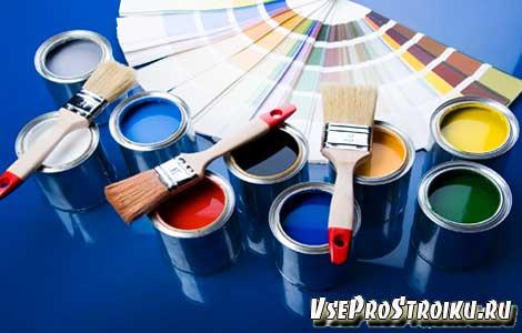 Нормы расхода масляных красок